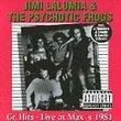 Jimi LaLumia & the Psychotic Frogs/Live at Max's Kansas City