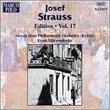 Josef Strauss: Edition, Vol. 17
