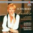 Franz Schubert: Lieder / Bonney, Parsons