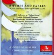 Rhymes & Fables: A Jazz Symphony Based on Mother Goose