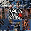 Dickinson: Rags, Blues and Parodies