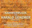 In Memoriam Kammermusick Von Harald Genzmer
