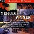 Yehudi Wyner: Serenade for 7 Instruments