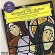 Bruckner: Die 3 Messen/Masses Nos. 1-3/Les Messes