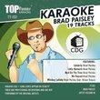 Brad Paisley Top Tunes Karaoke TT-231