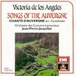 Victoria de los Angeles - Chants d'Auvergne [Songs of the Auvergne]