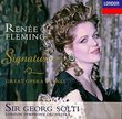 Renée Fleming - Signatures ~ Great Opera Scenes / Sir Georg Solti
