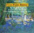 Finzi, Parry and Bridge: An English Suite