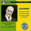 Symphonies 5 6 & 8 / Unfinished