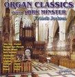 Organ Classics From York Minster