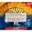 Fauré: Musique de chambre - Oeuvres pour Piano - Melodies [Box Set]