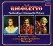 Verdi - Rigoletto / Sutherland, Pavarotti, Milnes, LSO, Bonynge