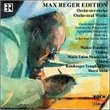 Max Reger: Orchestral Works - A Comedy Overture, Op. 120 / Symphonic Rhapsody for Violin & Orchestra, Op. 147 / Suite in A minor for Violin & Orchestra, Op. 103a / Scherzino in C for Horn & String Orchestra - Horst Stein / Bamberg Symphony Orchestra