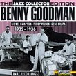 Benny Goodman: Rare Recordings 1935-1936