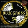 Bluegrass Music Power Picks, Bluegrass Classic Jams, CD, 30 Instrument Favorites