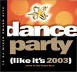 Dance Party: Like It's 2003