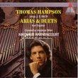 Bach: Arias & Duets / Thomas Hampson