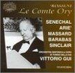 Rossini: Le Comte Ory / Gui