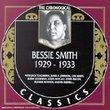 Bessie Smith 1929-1933
