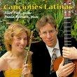 Canciones Latinas (Eliot Fisk & Paula Robison)