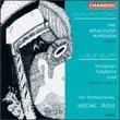 Béla Bartók: The Miraculous Mandarin, Op. 19 (Complete) / Leó Weiner: Hungarian Folkdance Suite, Op. 18 - Neeme Järvi
