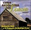 Cuba Antologia Del Danzon