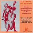 Dittersdorf: Sinfonia concertante, etc