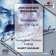 Brahms: Serenade Nos. 1 & 2 [SACD]
