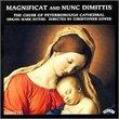 Magnificat and Nunc Dimittis, Vol. 18