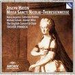 Haydn: Missa Sancti Nicolai/Theresienmesse