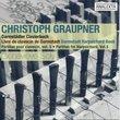 Graupner: Partitas for Harpsichord, Vol. 5