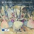 Igor Stravinsky: Apollon musagete & Pulcinella Suite