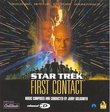Star Trek First Contact: Original Motion Picture Soundtrack [Enhanced CD]
