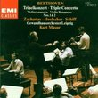 Beethoven: Triple Concerto; Two Romances for Violin and Orchestra