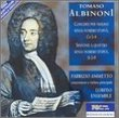 Tomaso Albinoni: Concerti for Violin without Opus Number Co 1-4 / Sinfonie a Quattro without Opus Number Si 2-9 - Fabrizio Ammetto / L'Orfeo Ensemble