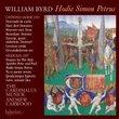 William Byrd: Hodie Simon Petrus
