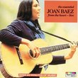 The Essential Joan Baez: From the Heart - Live