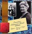 Ernestine Schumann-Heink, Contralto: Opera Arias & Songs, 1900-1935