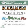 Screamers, Circus Marches, March Time (3-Channel and Stereo Hybrid SACD)