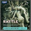 The Battle: Organ Music from the Gothic Period, Renaissance and Early Baroque