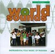 Panama: Instrumental Folk Music of Panama