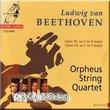 "Beethoven: String Quartet No. 3 in D major, Op. 18 No.3 & String Quartet No. 7 in F major (""Rasumovsky 1"") Op. 59 No. 1"