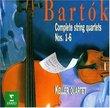 Bartók: Complete String Quartets Nos. 1-6