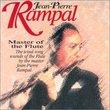 Jean-Pierre Rampal Master of the Flute - Chopin - var. on Non Pieta from Rossini's La Cenerentola / Schumann: Romances for Oboe Op. 94 / Benda: Sonata for flute and continuo in F major / Telemann