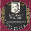 Buster Bailey 1925-1940