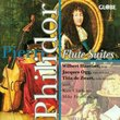 Pierre Philidor: Flute Suites