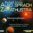 R. Strauss: Also Sprach Zarathustra, Op. 30; Metamorphoses
