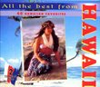 All The Best From Hawaii: 40 Hawaiian Favorites [2-CD SET]
