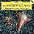 Mozart: Wind Serenades K. 375/388