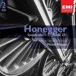 Honegger: Symphonies #1-5, Pacific 231; Michel Plasson; Orchestre du Capitole du Toulouse